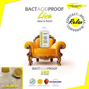 BACTACIDPROOF MATT
